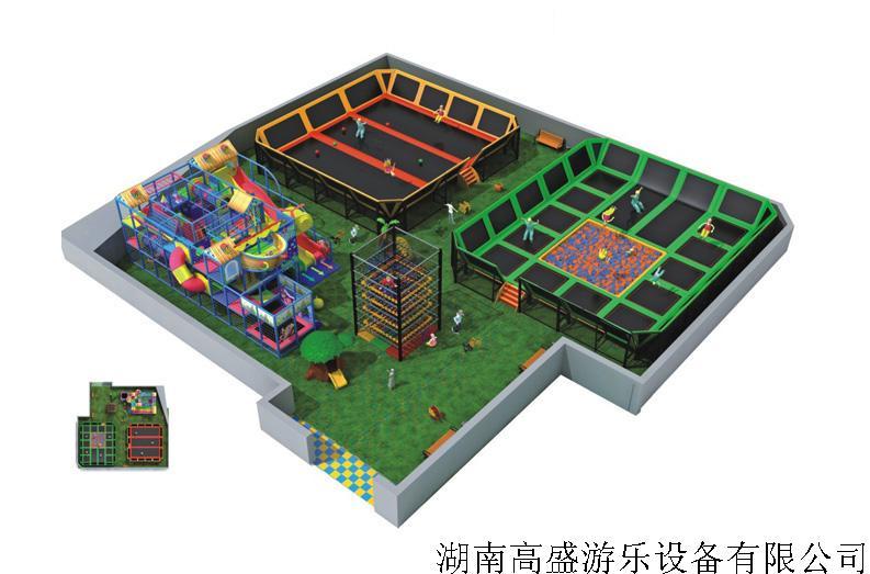 蹦床公園廠家 蹦床公園圖片 蹦床公園報價 成人大蹦床 兒童大蹦床樂園