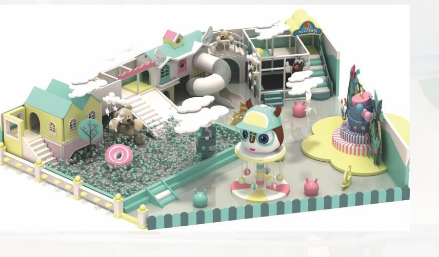 室內淘氣堡樂園